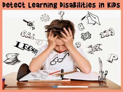 5 Learning Disabilities In Kids You Should Be Aware Of