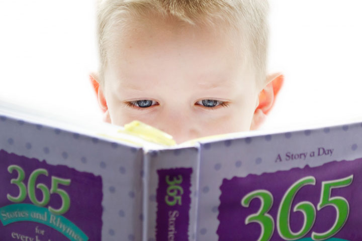 Happily Ever After - Your Child Loves Storytelling