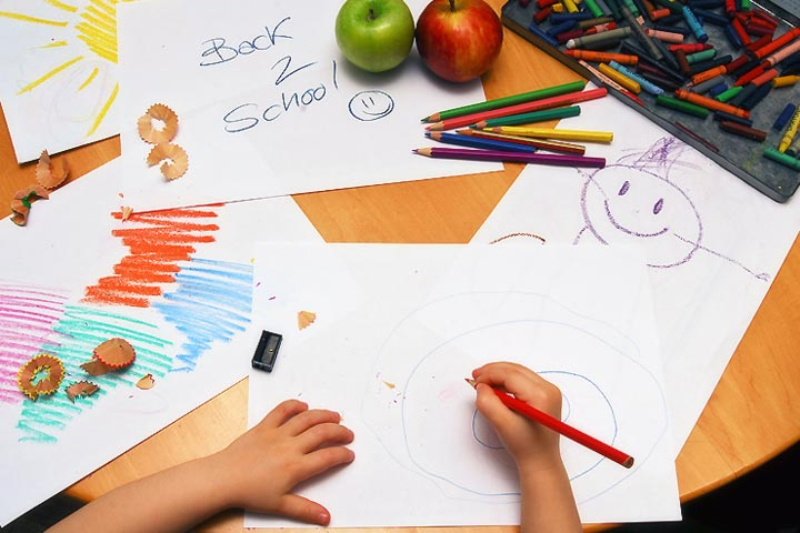 Your Little Artist Might Be Using Art As A Form Of Communication