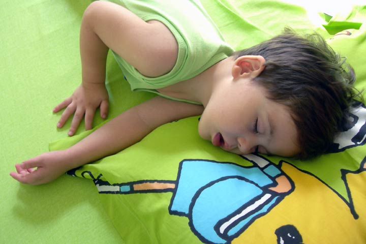 Sleep is Still Quintessential For Your Kid- Even Though He May Fuss About It