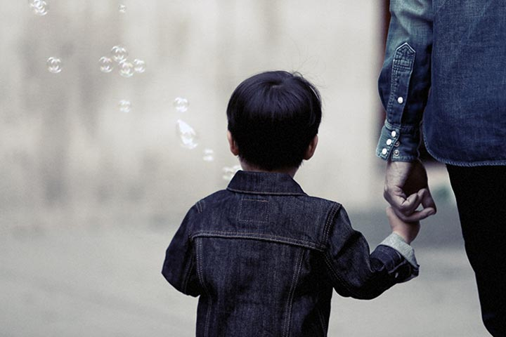Your Child Is Ready For The Best Gift Of Childhood- Emotional Security