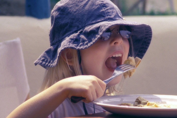 Your Child Might Be Fussy But He Needs Healthy Eating Habits