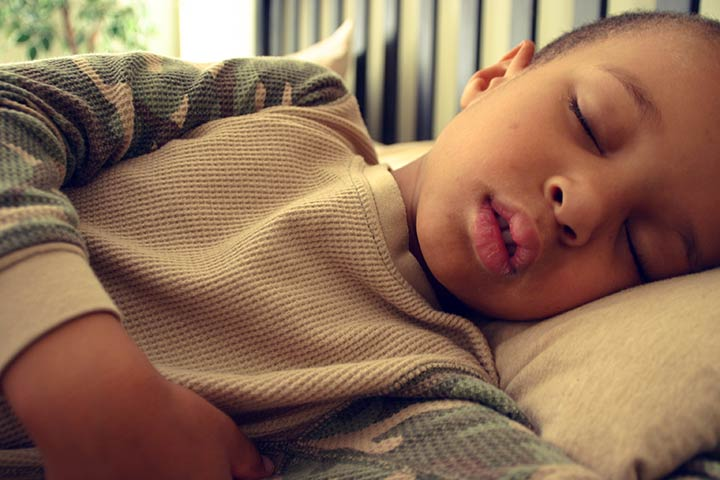 Your Child May Suffer From Sleep Battles At This Point