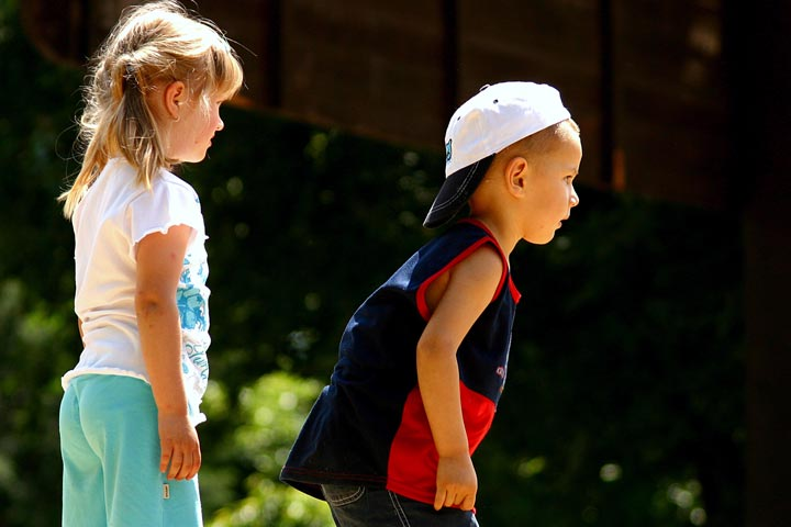 Your Child Is Pretty Much Under The Impact Of Friendships