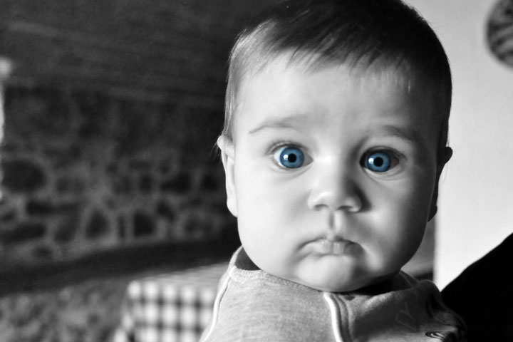 I Am Angry And I Show It- Your Baby's Changing Communication Patterns