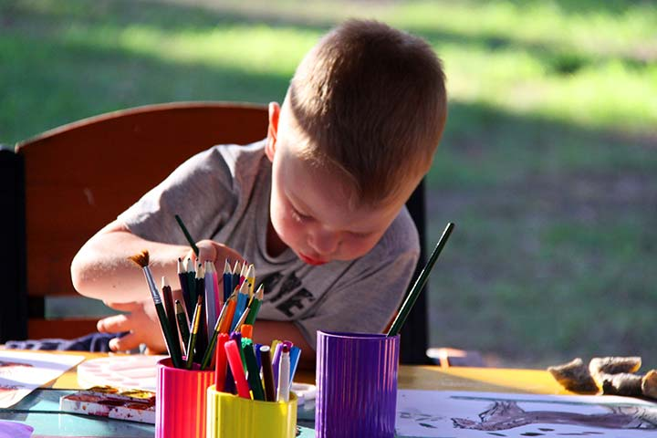 Your Child's Development on Creative Side is Levelling Up More Now