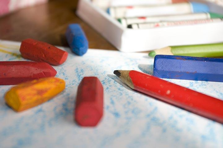 Fine Motor Strengthening- Your Kid Loves Coloring