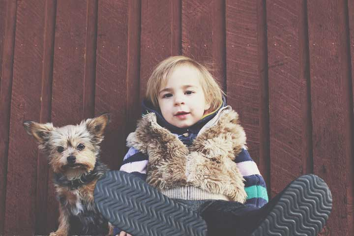 Get An Active Lively Pet If You Want To Encourage Physical Activity In Your Kid