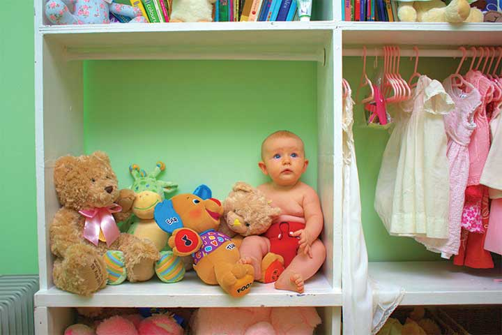 Your Baby's Play Requirements are Changing