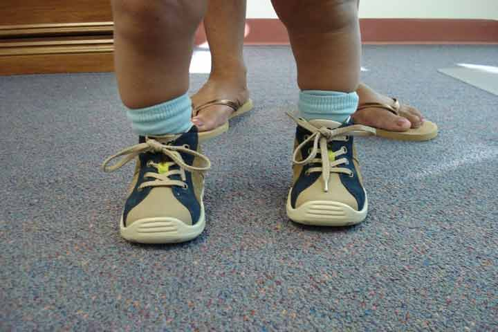 It Is Natural For Babies To Resist Wearing Shoes Initially