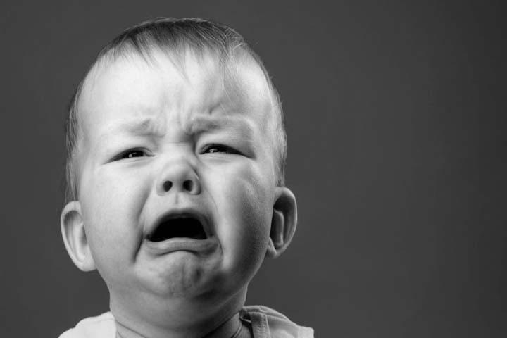Oopsie! Your Baby May Have Some Underlying Fears