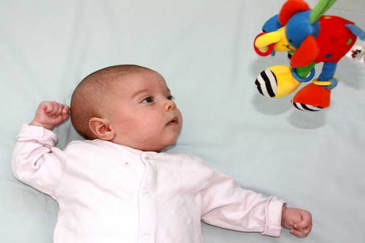 Your Little Angel Now Finds Colourful Objects Attractive