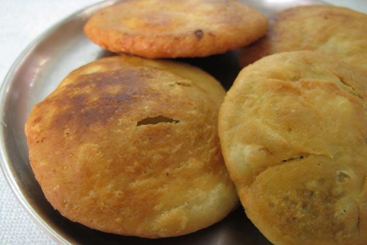 Crunchy Munchy Dal Crispies