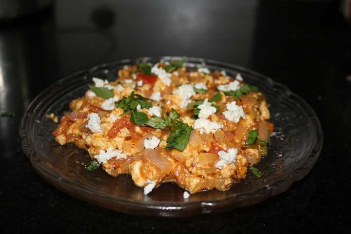 Versatile and Tasty Paneer Bhurji