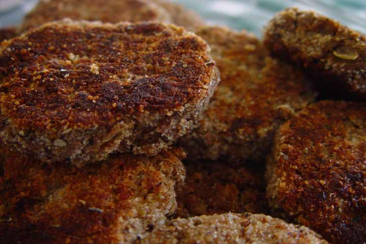 Perfect Vegetable Patties For Your Kid