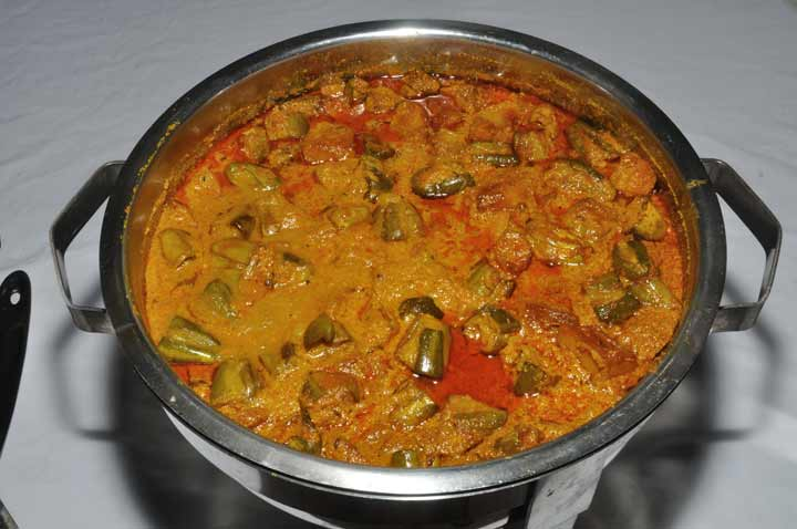 The First Vegetable Curry