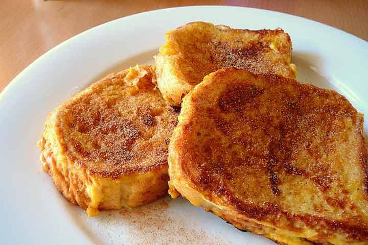 Sweet Cinnamon French Toast