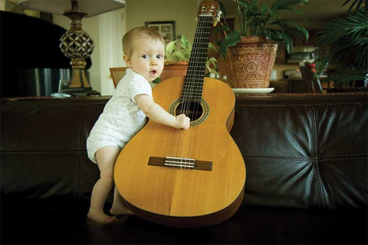 Your Little One is Now More Fit For Some Musical Learning