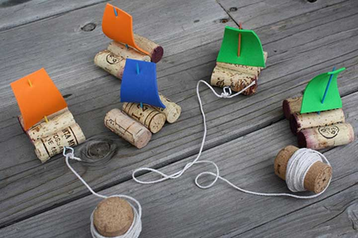 Your Child Is All Ready To Learn From Homemade Toys And Activities