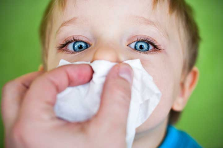 Your Kid is More Prone to Allergens Now