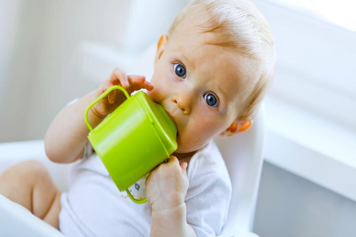 Your Toddler Loves Liquid Consumption Now! But There's More to the Story
