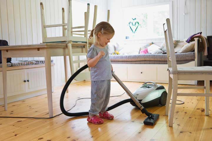 Tips On How You Can Involve Your Child In Daily Chores