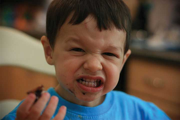 Your Kiddo is Already Quite Taste Sensitive