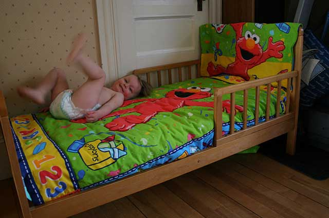 Woo-hoo! Your Child's Active Hours Are Now More Than His Sleeping Hours