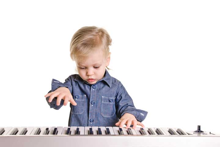 Your Child Has Musical Favorites Now- See How That Helps in His Development