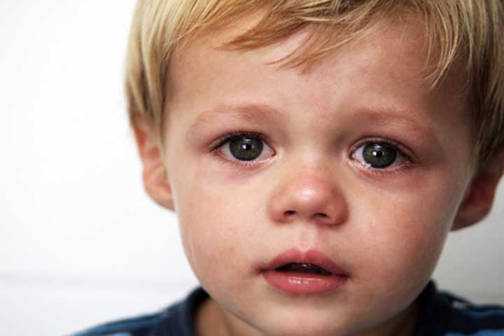 Your Child is Very Sensitive To Your Stress At This Point