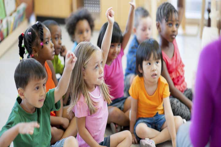 Your Child is All Ready for Pre-School Preps