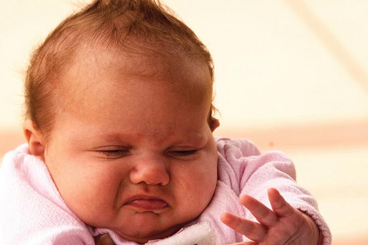 Your Child Is Likely To Be More Grumpy These Days