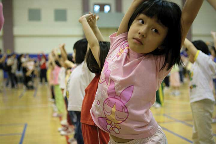 Your Child's All Set To Have A Basic Exercise Routine