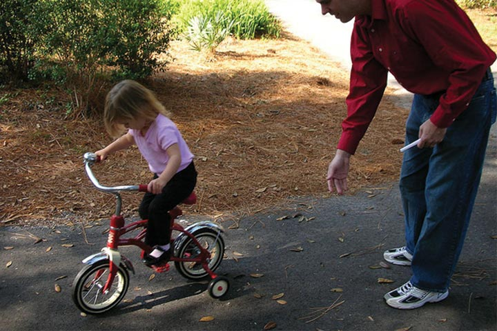 Your Child's Physical Strength is Getting Better Now