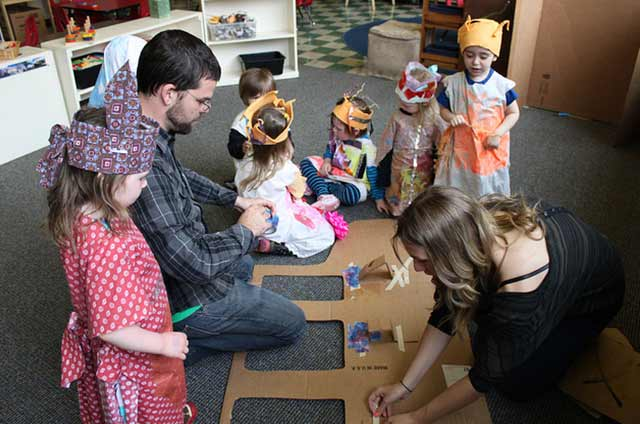 Your Child Will Slowly Adapt to The Idea of Playschool Now