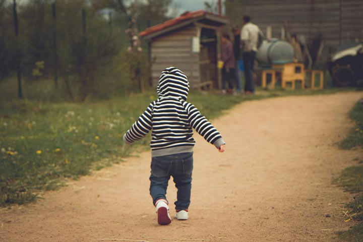 Your Kid is Now Ready to Have Morning Walks As A Part of His Routine