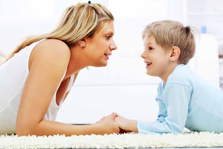 Your Child is Now More Responsive To Your Words and Requests