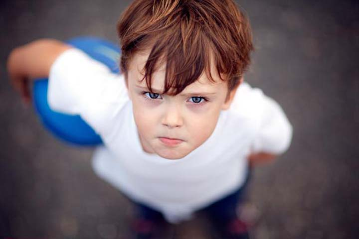 Growing Up, Growing Conflicts- Your Child May Be Defiant To You