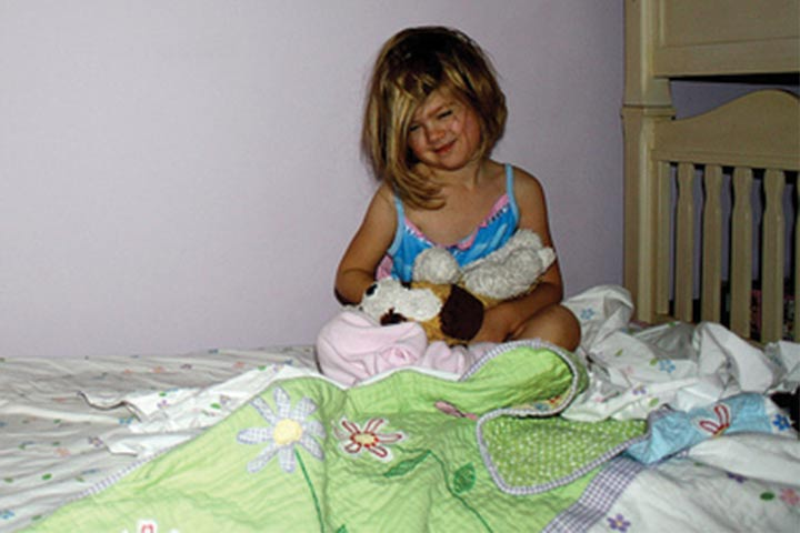Your Kid's Likely To Experience Bedtime Battles At This Stage