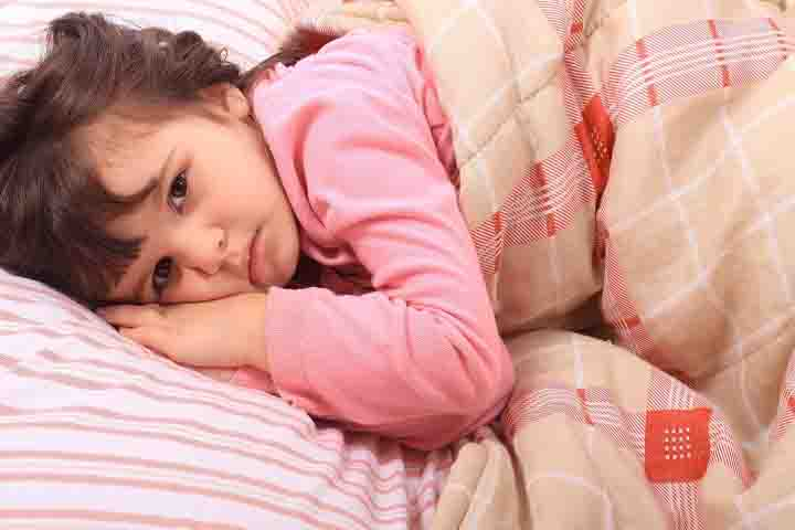 Your Child May Struggle With Some Bedtime Issues At This Point