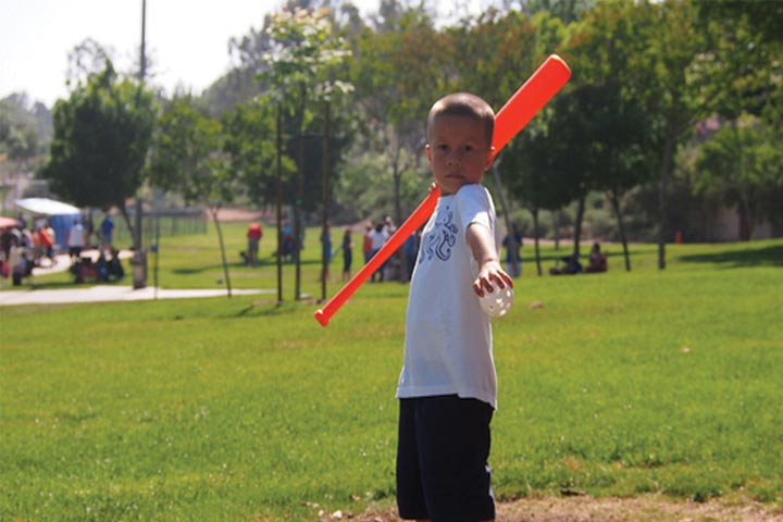 Your Child's Physique is Shaping Up- But Is He Ready For Sports?