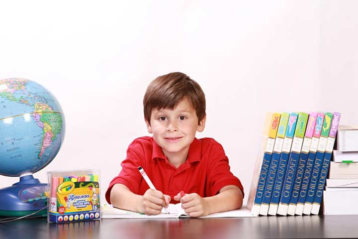 Your Kid Can Start Practicing Academic Learning At Home