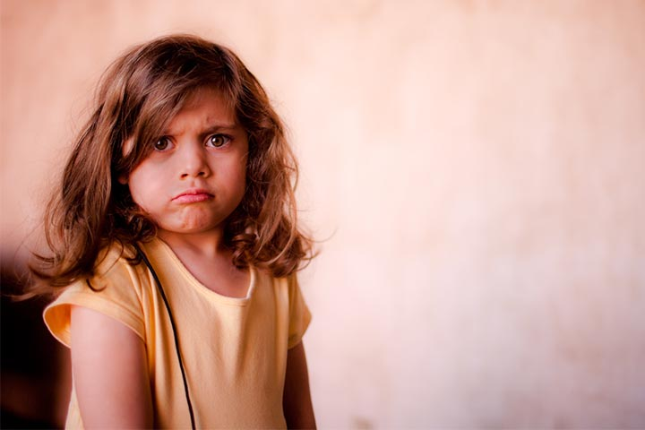 Your Child is Likely to Throw Frequent Tantrums Now