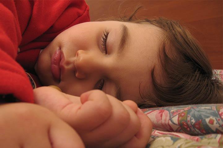Your Kid Still Needs 11-13 Hours Of Uninterrupted Sleep