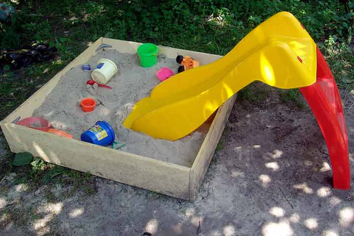 Your Kid Loves The Sight Of Sand Pits- Is There A Benefit Out Of It?