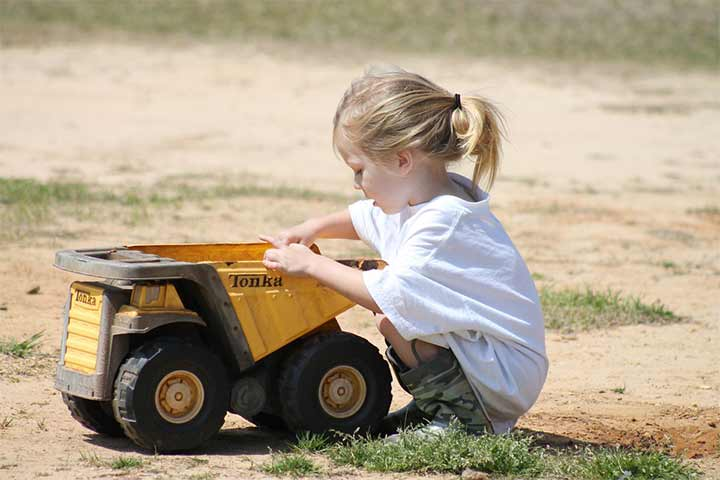 Your Child's Creativity Is Ready To Be Enhanced Through Free-Play Every Day