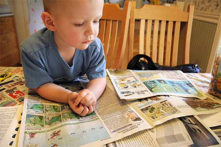 Teach Your Kid To Read Newspapers  And Other Print Sources