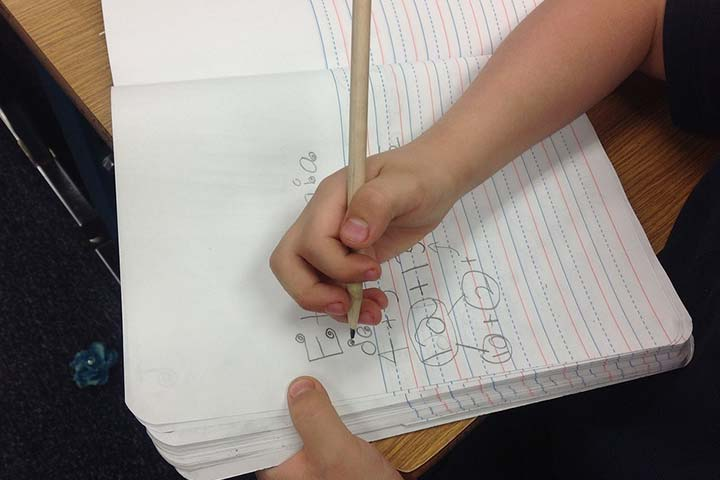 Writing Strategies- Your Kiddo's Scribbles Now Need To Convert Into Handwriting