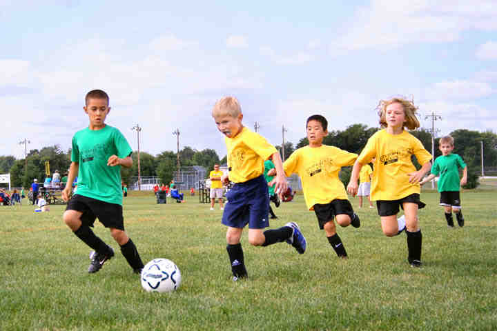 Falling Over And Over-Does Your Child Having Trouble With Movement And Coordination?