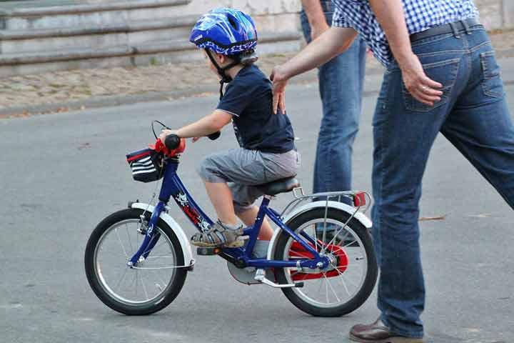 Milestone Alert! The Joy Of Riding A Bicycle!